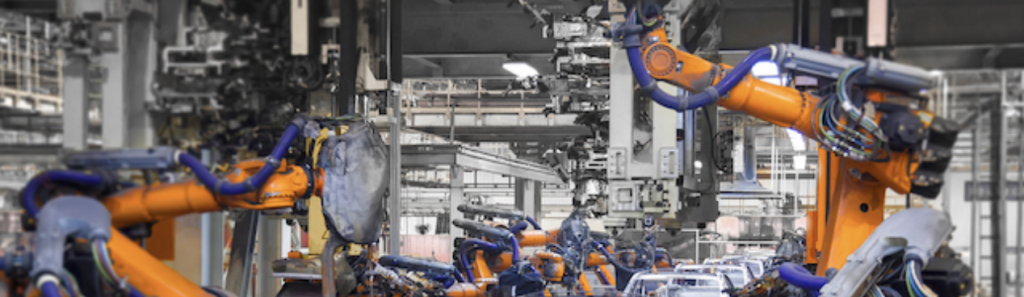 Four critical steps for a successful digital transformation in manufacturing
