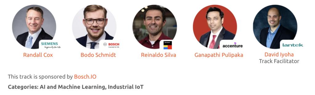 AI & IIoT in discrete manufacturing